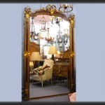 Large antique mirrors Melbourne