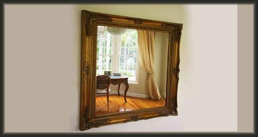 Framed mirrors sydney
