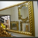 Gilt Wall mirrors